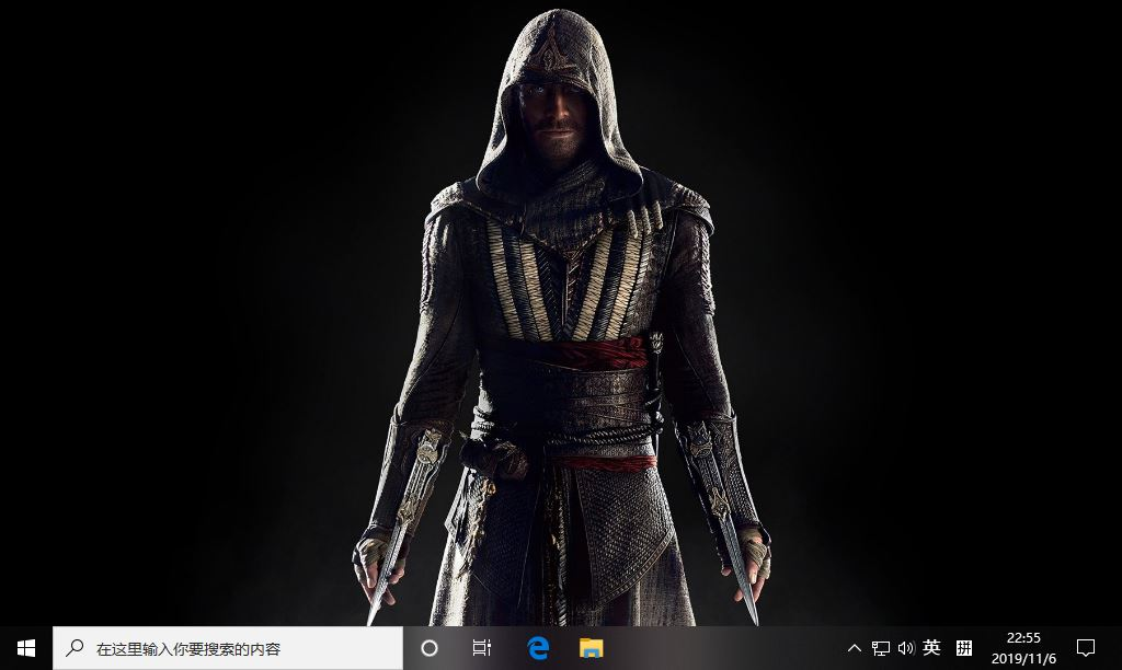 刺客信条 (Assassin's Creed) Win10主题